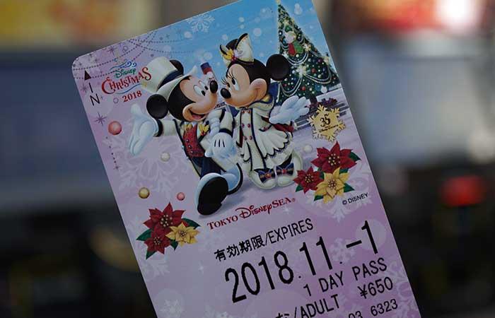 【ディズニーハロウィン2018】リゾートラインのハロウィンフリーきっぷ